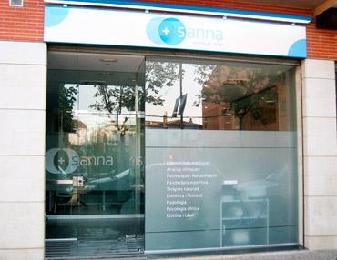 Centre Sanna