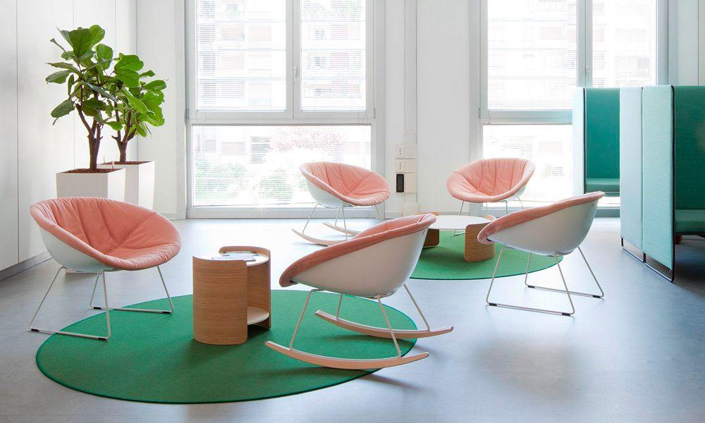 Soft‐seating: un espacio de relax y creatividad