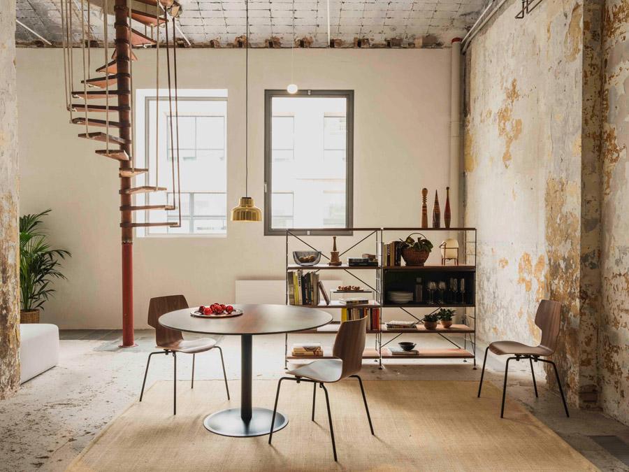 Tria Shelving System — Mobles 114