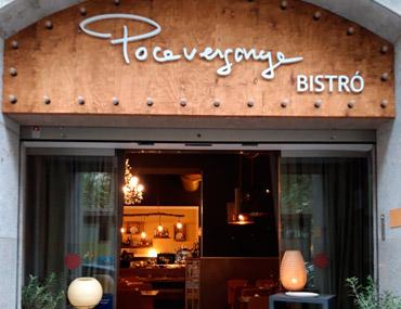 Restyling al restaurant Pocavergonya Bistró