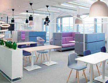 Els espais de treball després de la pandèmia