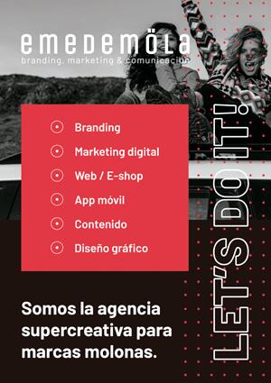 Emedemöla, agencia de branding, marketing & comunicación